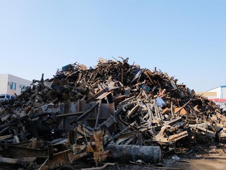 废金属回收与销售